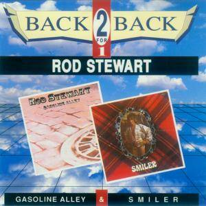 Rod Stewart: Gasoline Alley / Smiler - Cover
