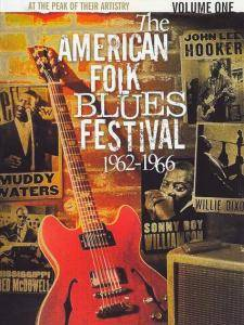 Cover - Sippie Wallace: American Folk Blues Festival 1962-1966 Vol. 1, The