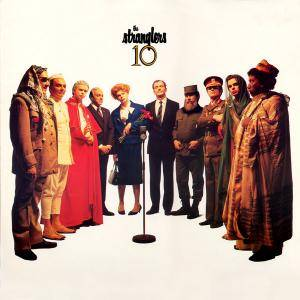 Cover - Stranglers, The: 10