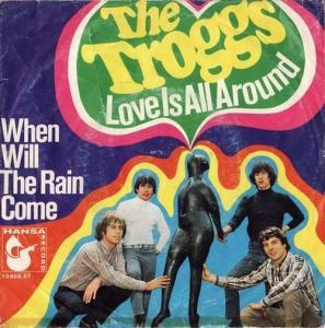 Troggs, The: Love Is All Around - Cover