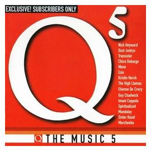 Q The Music 5 - Cover
