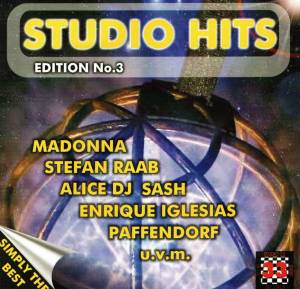 Cover - All Saints: Studio 33 - Studio Hits 3