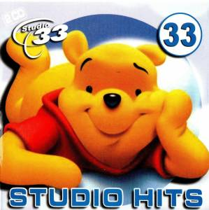 Cover - O-Zone: Studio 33 - Studio Hits 33