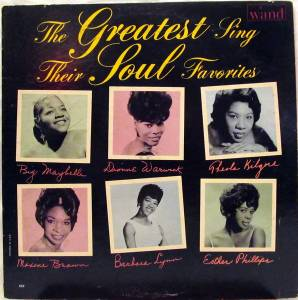 Cover - Little Esther Phillips: Greatest Sing Their Soul Favorites, The
