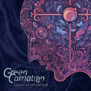 Cover - Green Carnation: Leaves Of Yesteryear