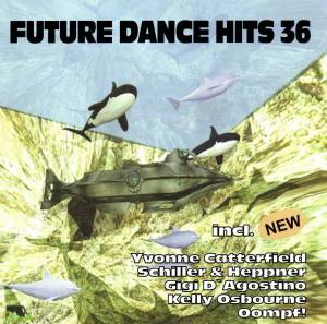 Cover - Schiller Mit Heppner: Future Dance Hits 36