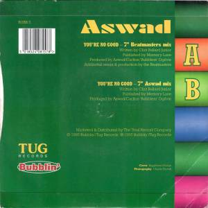 "Aswad: You're No Good (7"") - Bild 2"