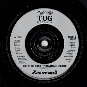 "Aswad: You're No Good (7"") - Bild 3"
