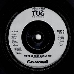 "Aswad: You're No Good (7"") - Bild 4"
