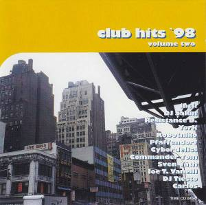 Cover - Robotnico: Club Hits '98 - Volume Two