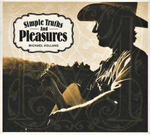 Michael Holland: Simple Truths And Pleasures (CD) - Bild 1