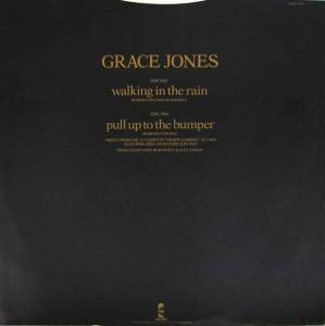 "Grace Jones: Walking In The Rain (12"") - Bild 2"