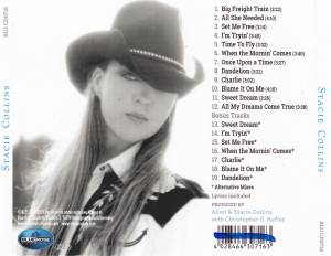 Stacie Collins: Stacie Collins (CD) - Bild 2