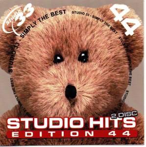 Cover - Seeed: Studio 33 - Studio Hits 44