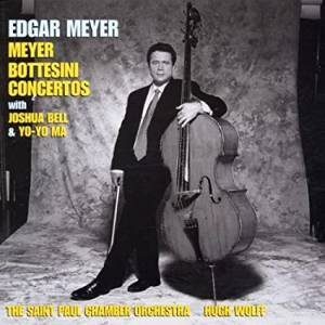 Cover - Giovanni Bottesini: Meyer & Bottesini Concertos