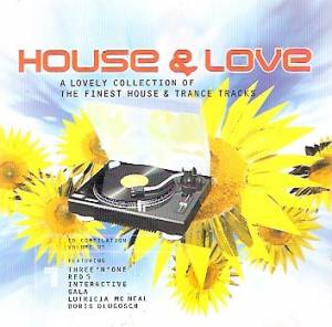 Cover - Boris Dlugosch Pres. Booom!: House & Love - A Lovely Collection Of The Finest House & Trance Tracks