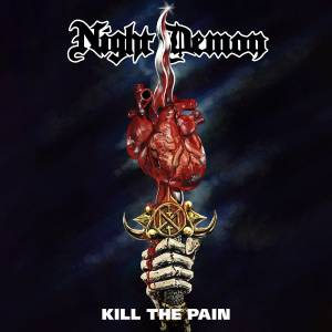 Cover - Night Demon: Kill The Pain