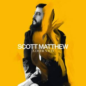 Cover - Scott Matthew: Adorned