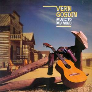Cover - Vern Gosdin: Music To My Mind