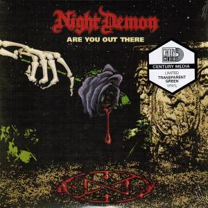 Cover - Night Demon: Are You Out There