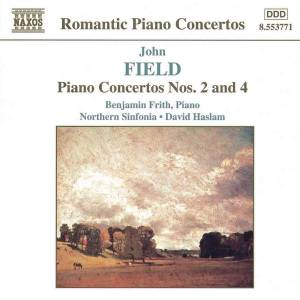 Cover - John Field: Piano Concertos Nos. 2 And 4