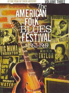 Cover - Doctor Ross: American Folk Blues Festival 1962-1966 Vol. 3, The