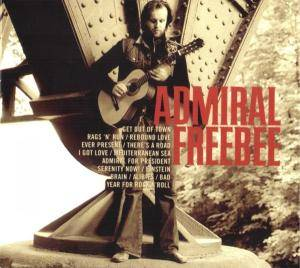 Cover - Admiral Freebee: Admiral Freebee