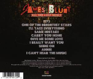 James Blunt: All The Lost Souls (CD) - Bild 2
