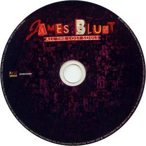 James Blunt: All The Lost Souls (CD) - Bild 3