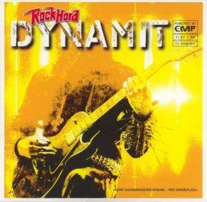 Cover - Wolfpack Unleashed: Rock Hard - Dynamit Vol. 58