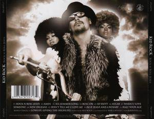 Kid Rock: Rock N Roll Jesus (CD) - Bild 2