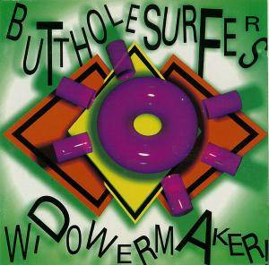 Butthole Surfers: Widowermaker! - Cover