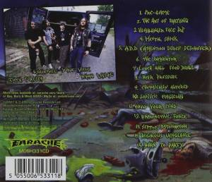 Municipal Waste: The Art Of Partying (CD) - Bild 2