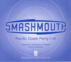 Cover - Smash Mouth: Pacific Coast Party