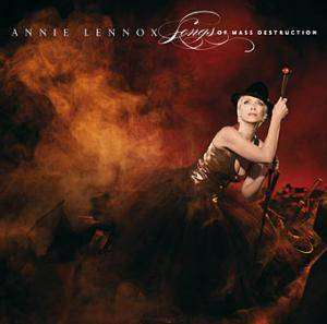 Annie Lennox: Songs Of Mass Destruction - Cover