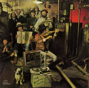 Bob Dylan & The Band: Basement Tapes, The - Cover