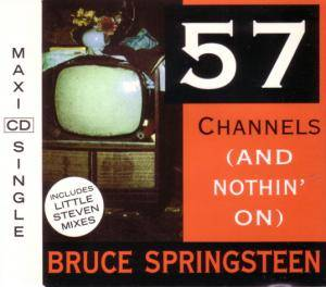 Bruce Springsteen: 57 Channels (And Nothin' On) - Cover