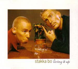 Cover - Stakka Bo: Living It Up