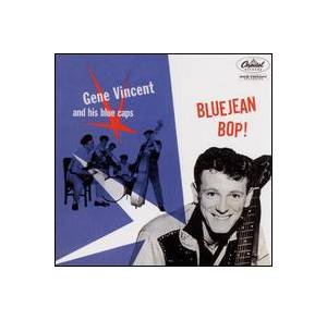 Gene Vincent & His Blue Caps: Bluejean Bop! - Cover