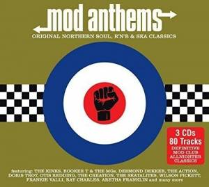 Cover - Jackie Moore: Mod Anthems