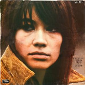 Cover - Françoise Hardy: Francoise Hardy Sings In English