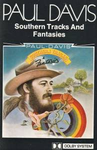 Cover - Paul Davis: Southern Tracks And
