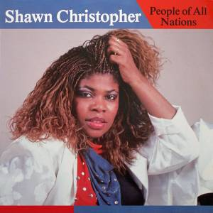 Cover - Shawn Christopher: People Of All Nations