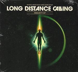 Long Distance Calling: Immunity EP (Mini-CD / EP) - Bild 1