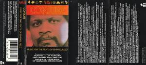 Conjure: Music For The Texts Of Ishmael Reed (Tape) - Bild 2