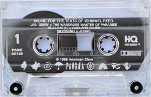Conjure: Music For The Texts Of Ishmael Reed (Tape) - Bild 4