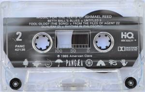 Conjure: Music For The Texts Of Ishmael Reed (Tape) - Bild 5