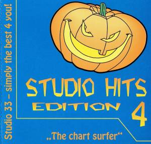 Cover - Baby D: Studio 33 - Studio Hits 4 - The Chart Surfer