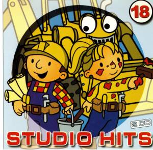 Cover - Mad'House: Studio 33 - Studio Hits 18