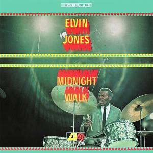 Cover - Elvin Jones: Midnight Walk